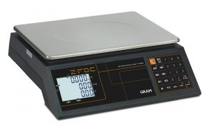 Balanza Digital ZFOC-30