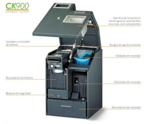 Cashkeeper CK900 3