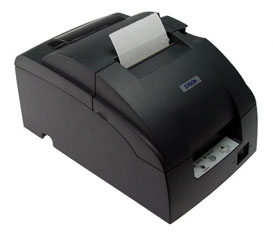 Impresora Tickets Matricial Epson TM-220U