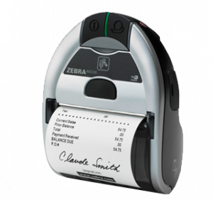 Impresora Tickets Portatil Zebra iMZ220