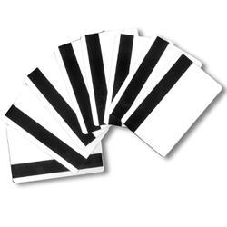 Pack 500 Tarjetas Banda Magnetica Alta Coercitividad