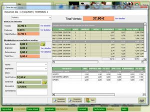 Modulo Software TPV Comunicaciones Manager para Establecimiento