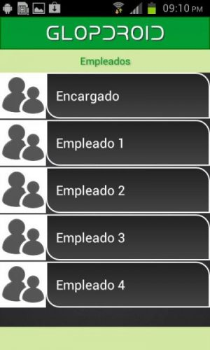 Modulo Software TPV Telecomanda para Android 3