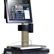 Balanza con software TouchScale 20I-2018