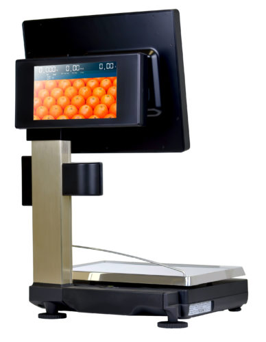 Balanza con software TouchScale 20I-2018 2