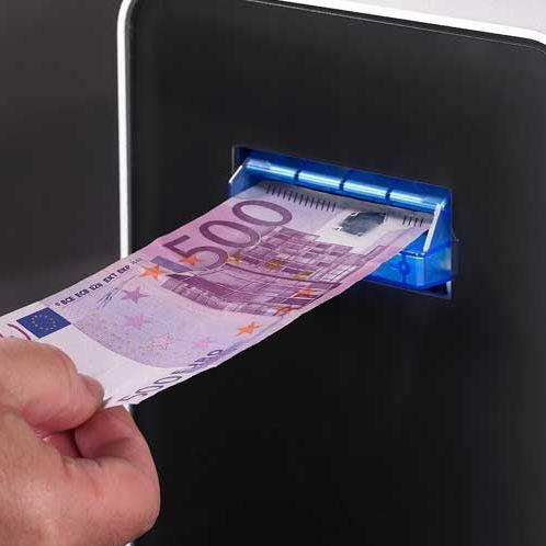 Cashkeeper CK+ Billetes