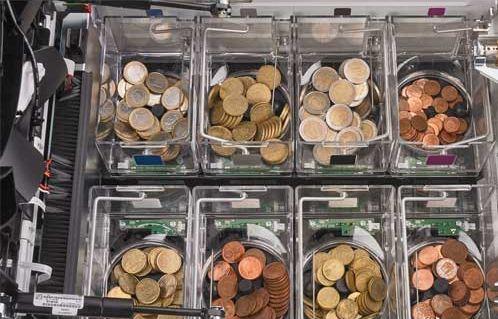 Cashkeeper CK+ Monedas