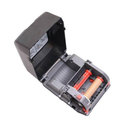 Impresora Etiquetas Honeywell PC42d interior