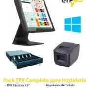 Pack TPV Hosteleria