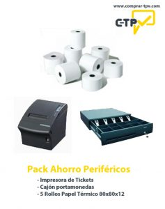 Pack Oferta Perifericos TPV