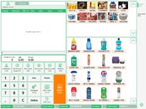 Programa Software TPV Comercios