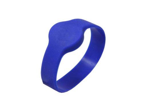 Pulsera Lector Proximidad Identificacion Azul