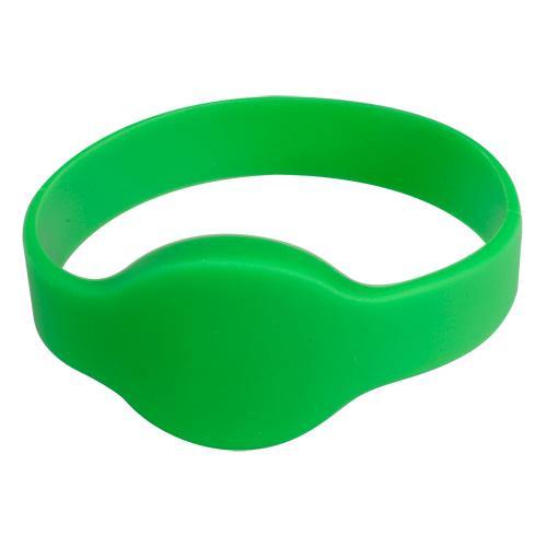 Pulsera Lector Proximidad Identificacion verde