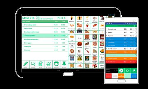 Comandero Tablet 7 Pulgadas Con Software Incluido