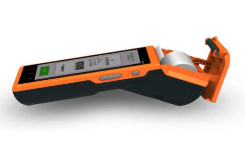 TPV Tactil de mano con Impresora y Software – Impresora